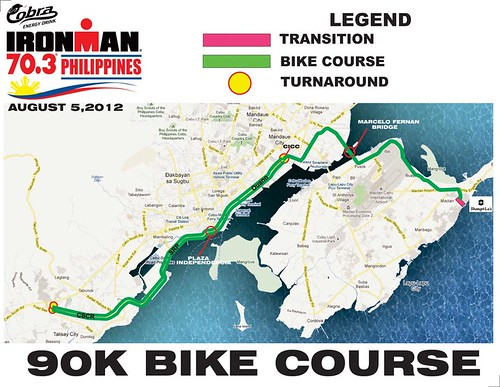 2012 Bike Course