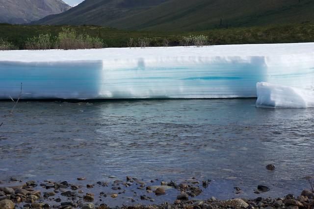 Tombstone Park  Ice