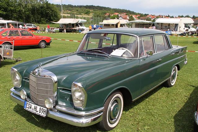 Mercedes benz 220 sb w111 flickr photo sharing for Sb mercedes benz