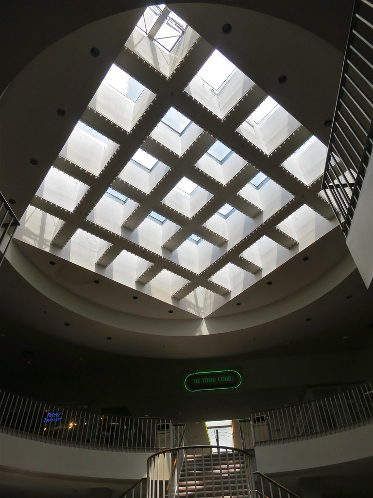 Skylight | The first indoor shopping mall in Austin, Texas