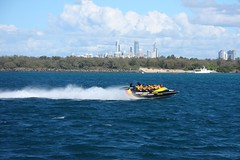 Jet Boating 55 Min Broadwater Adventure