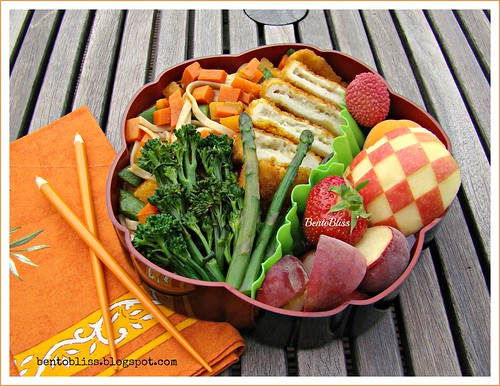 Meatless Friday  Bento