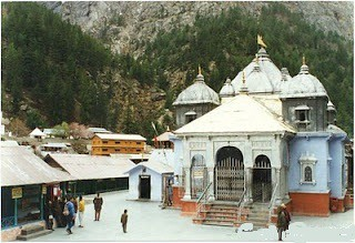 K Gangotri-temple