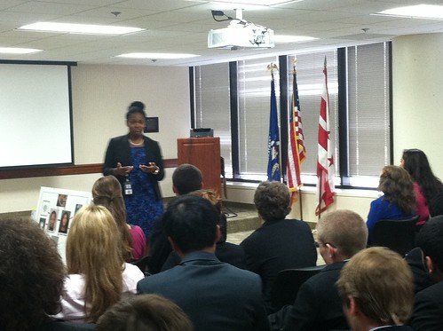 NSLC LAWA Visits the U.S. District Attorney's Office
