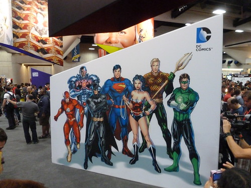 DC Booth: Justice League