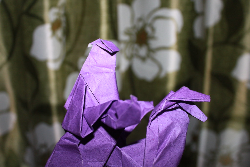 Origami Horse And Rider