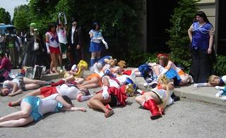 Dead Senshi