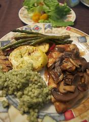 July 15, 2012 Dinner