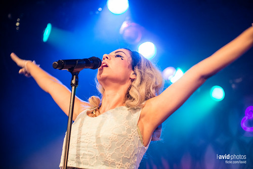 Marina & the Diamonds at Showbox at the Market - Seattle on 2012-07-14