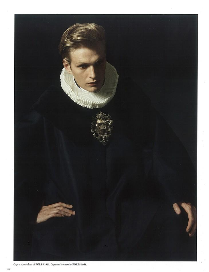 Gerhard Freidl0307_VIKTOR Magazine_Ph Adriano Russo(Wiener Models)