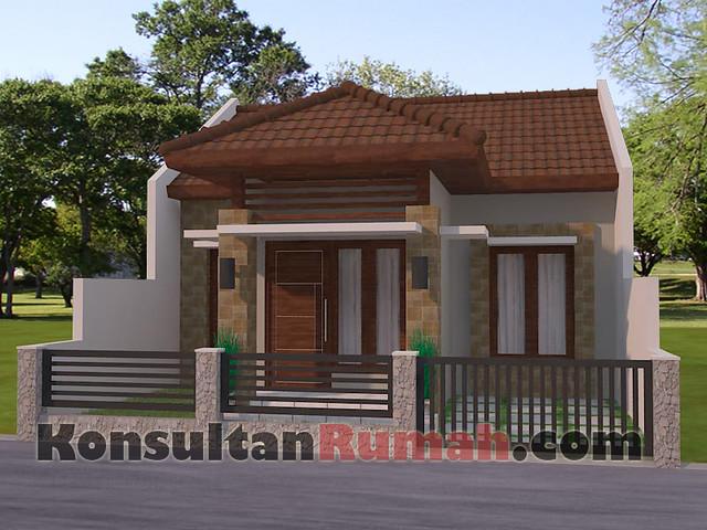... arsitektur rumah minimalis modern type 45 a2   Flickr - Photo Sharing