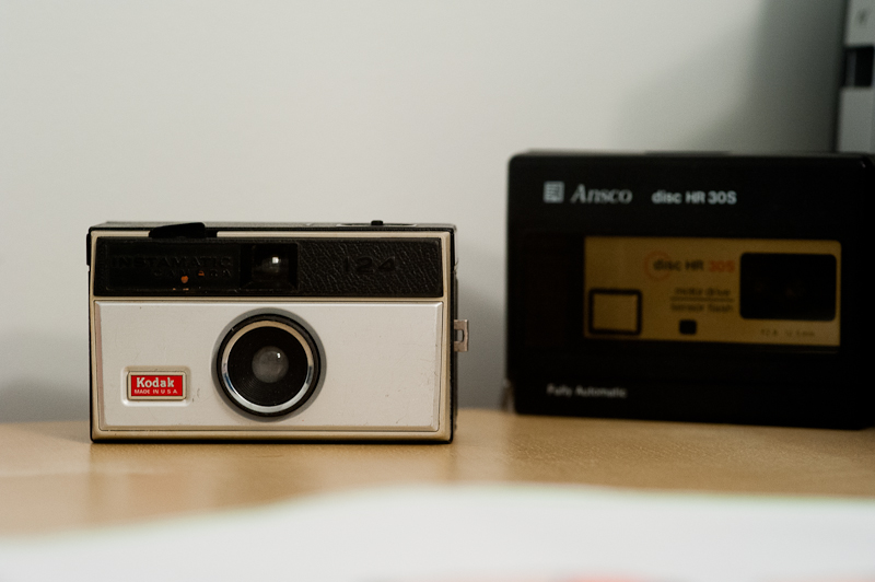 Kodak & Disc Camera