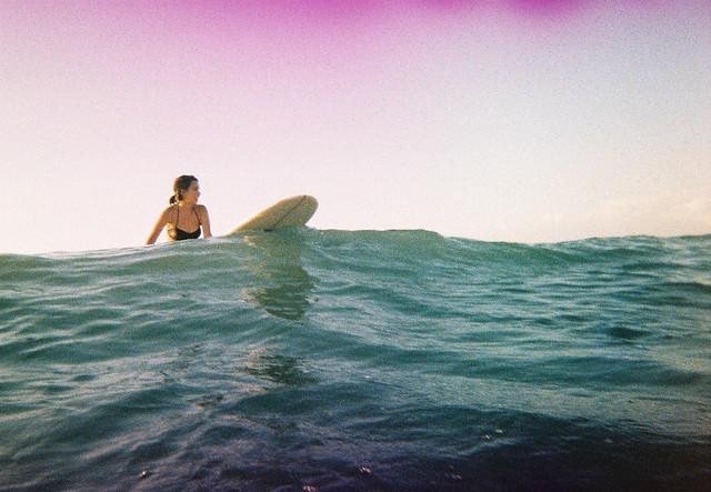 Zambales Sunset Surf
