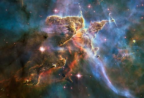 exploring the galaxy with mass effect 3 nasa blueshift