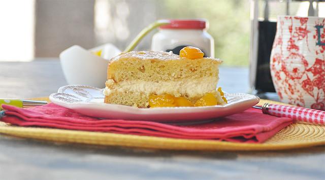 Sponge Layer Cake