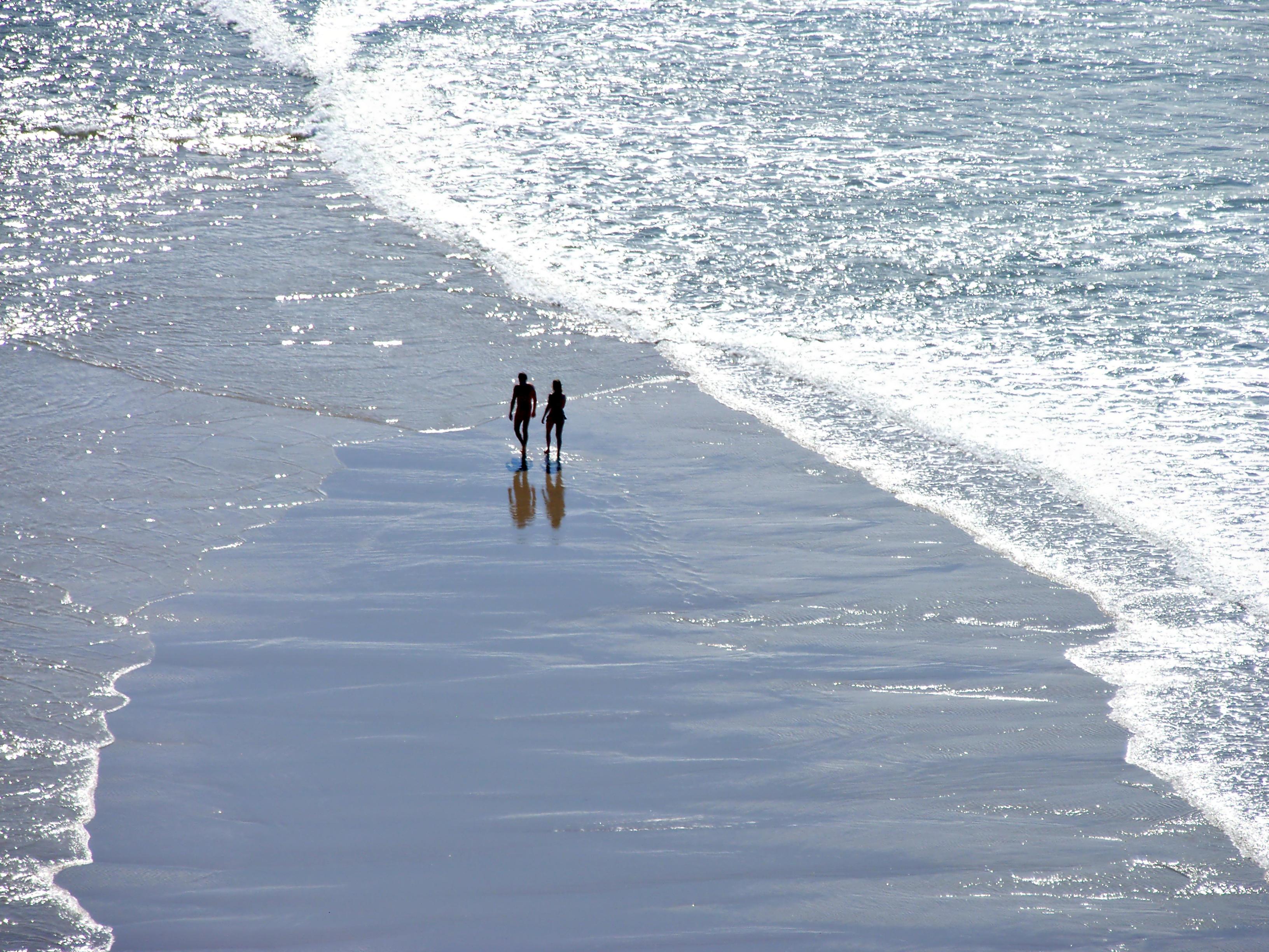 En la playa 37 - 1 9