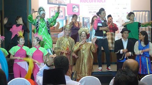 Launch of Singapore HeritageFest 2012