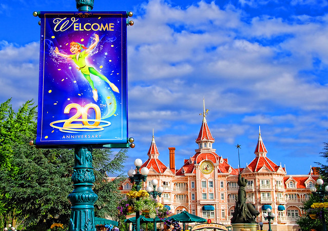 Welcome to the 20th! (DLP)