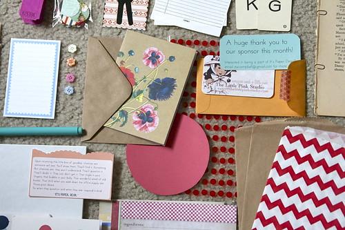 It's Paper Dear Box