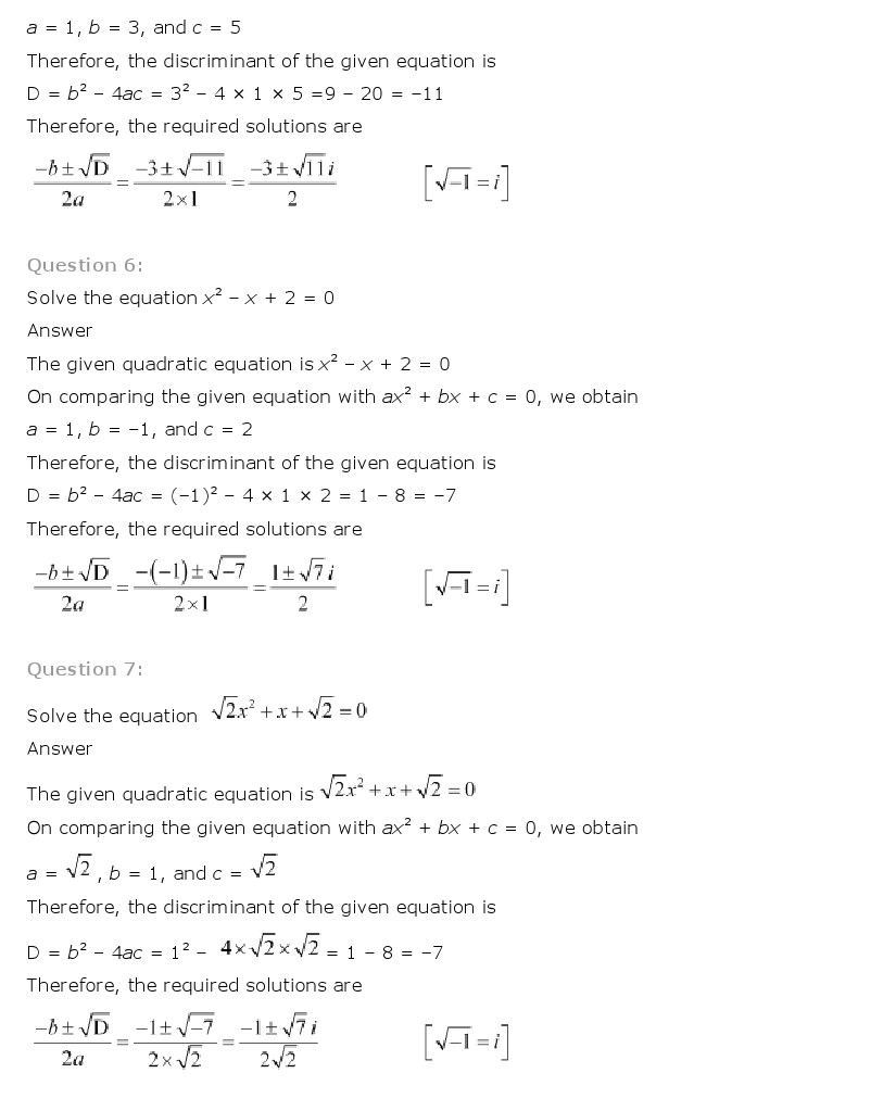 Ncert solutions for class 11th maths chapter 5 complex numbers and chapter 5 complex numbers and quadratic equations ncert solutions for class 11th maths pdf download mathematics fandeluxe Choice Image