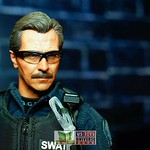 Ani-com coverage: Hot Toys Dark Knight Rises: commissioner Gordon
