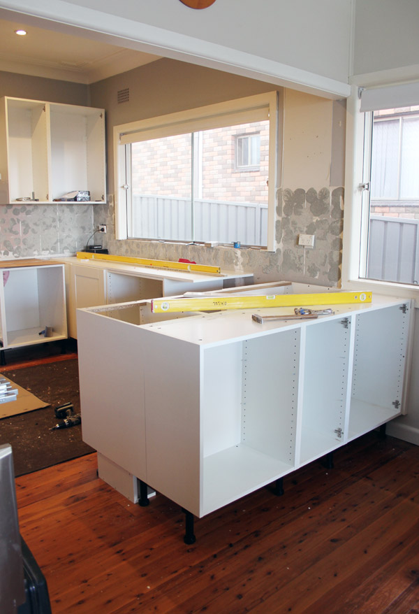 Ish And Chi The Ikea Dream Kitchen Project Installation Of The New Kitchen Interior Design
