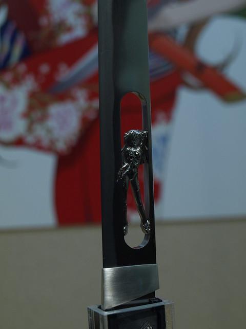 弐号機仕様 短刀<式波・プラグスーツ>