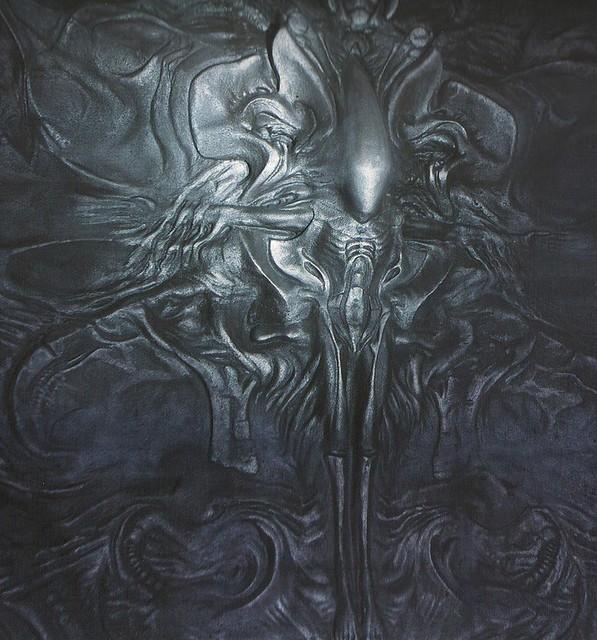 Xenomorph queen prometheus