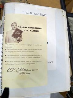 Ralph Edwards TV Album