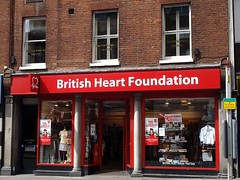Picture of British Heart Foundation, 72 High Street