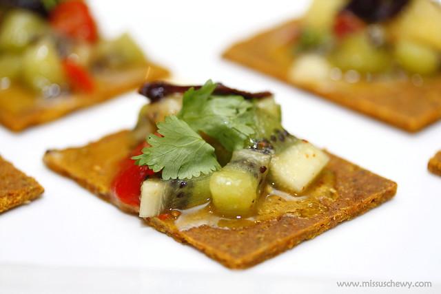 Zespri Kiwi Dinner @ The Living Cafe 019