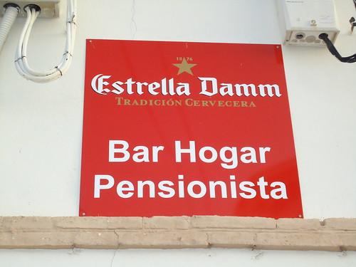 Ojos Negros (Teruel) | Bar de los Jubilados | Cartel
