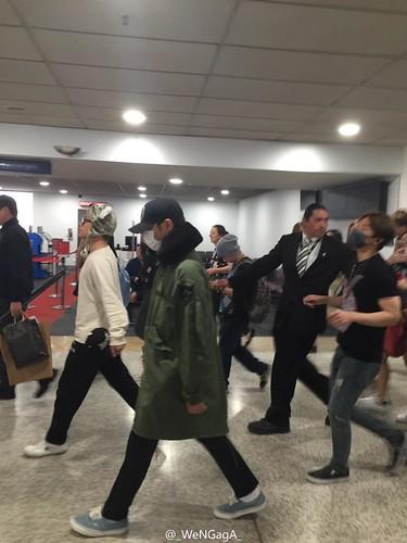 BIGBANG Arrival Melbourne WENGAGA Weibo (7)