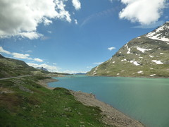 Bernina Express - Ospizio Bernina - Lake Bianco