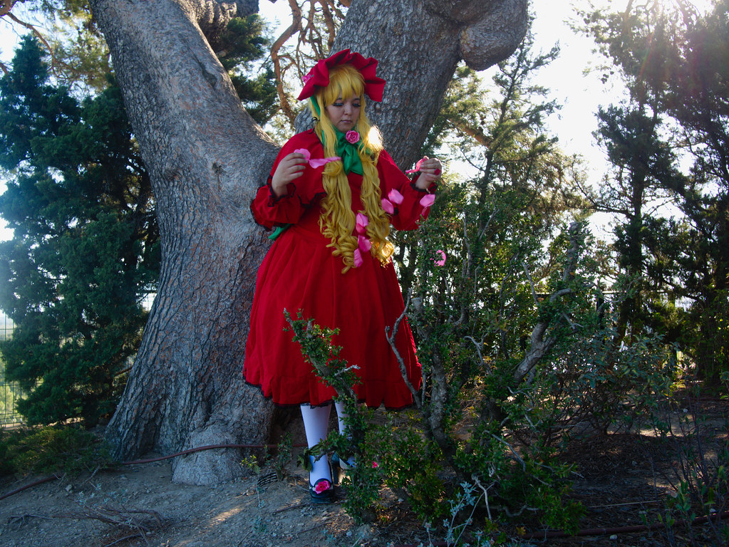related image - Shooting Shinku - Rozen Maiden - Jardin des Doms - Avignon -2016-08-15- P1520258