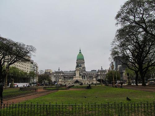 Buenos Aires: le Congrès National