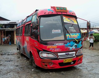 A Cebu indigenous bus