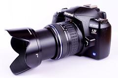 Olympus E-510 with Zuiko Digital 14-42/3.5-5.6