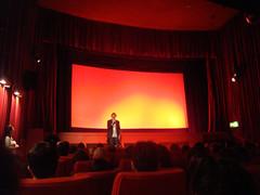 Jason Connell Introduces London Film