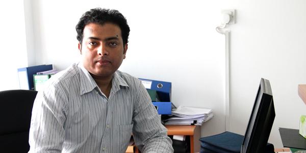 Shishier Kanti Das