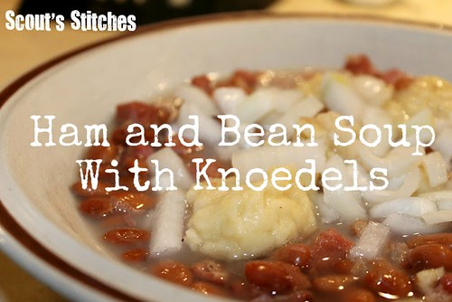 Ham and Bean Soup Recipe 2