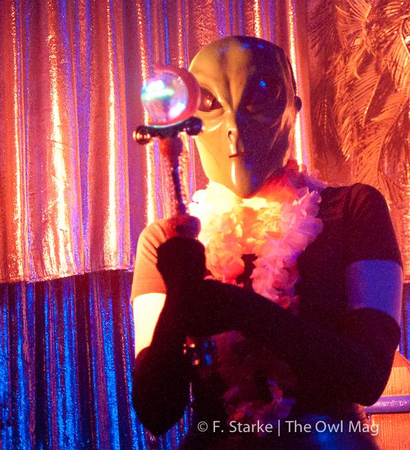 Magic Wands @ The Satellite, LA 4/24/12