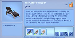 The Outdoor Napper
