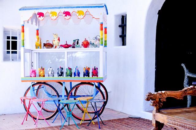 La Galeria Elefante, Ibiza concept store