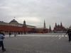 Kremlin and History Museum by jonathanbrown