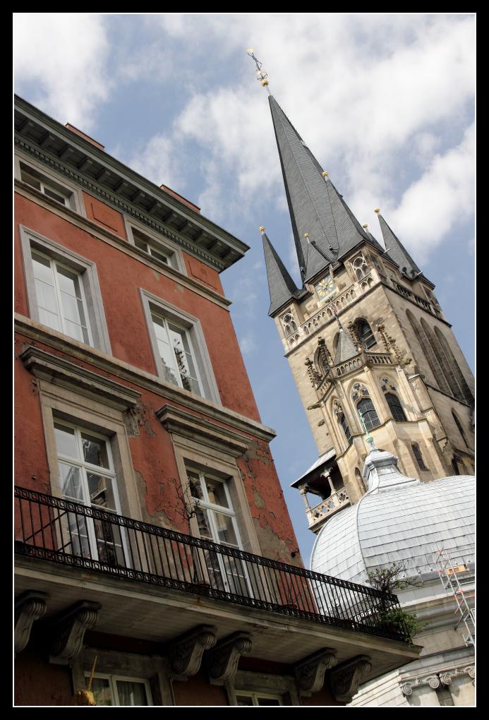 Architektur Aachen aachen deutsches architektur forum