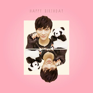 #Happy Birthday to TAO ♥