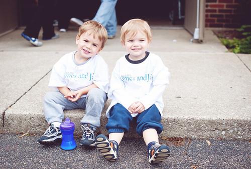 Trey and Eli