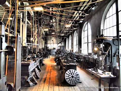 Edison's Invention Factory by Don Campolongo