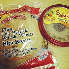 Hello snack. #sabrahummus #joseph's #healthysnack